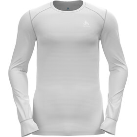 Odlo Active Warm Eco Crew Neck Longsleeve Heren, white